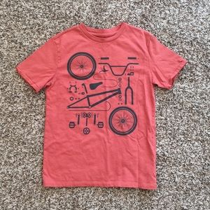 Boys GAP Bike Shirt